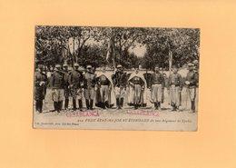 F0511 - Petit état Major Et étendard Du 2 Régiment De Spahis - CASABLANCA - Casablanca