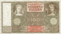 100 FLORINS 1942 - [2] 1815-… : Royaume Des Pays-Bas
