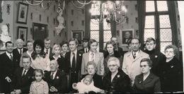 MERELBEKE    - 1973 FOTO +- 13 X 9 CM  GOUDEN  BRUILOFT  - DE J??? - Merelbeke