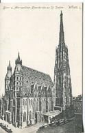 005811  Wien - Dom- U. Metropolitan-Pfarrkirche Zu St. Stefan - Kirchen