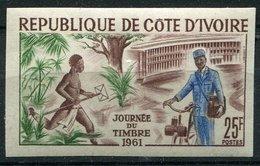 Rep. Côte D'Ivoire ND ** N° 199 - Journée Du Timbre - Costa D'Avorio (1960-...)