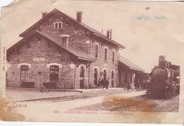 Capestang - La Gare Des Voyageurs - 1940 - Capestang