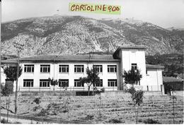 Abruzzo-l'aquila-civitella Roveto Scuola Veduta Edificio Scolastico Di Civitella Roveto - Italia