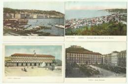 6 CARTOLINE NAPOLI - ED. ALINARI NV FP - Napoli (Naples)