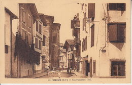 PAYS BASQUE - CIBOURE - Rue Pocalette - Ciboure