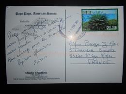Fidji Carte De Suva 2013t Cyr - Fidji (1970-...)