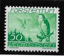 Liechtenstein Poste Aérienne N°21 - Neuf ** Sans Charnière - TB - Poste Aérienne