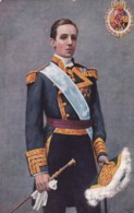 AS03 Royalty - His Majesty The King Of Spain, Alfonso XIII - Tuck Oilette - Royal Families