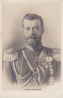 AS03 Royalty - Czar Of Russia - Royal Families