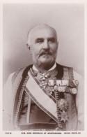 AS03 Royalty - H.M. King Nicholas Of Montenegro - RPPC - Royal Families