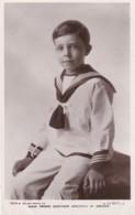 AS03 Royalty - HRH Prince Gustavus Adolphus Of Sweden - RPPC - Royal Families