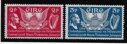Irlande N°75/76 - Neuf * Avec Charnière - TB - 1922-37 État Libre D'Irlande