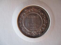 Tunisie: 1 Franc 1911 - Tunisia