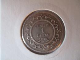 Tunisie: 1 Franc 1912 - Tunisie