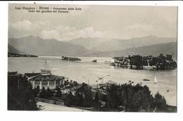 CPA - Carte Postale-ITALIE- Stresa - Lago Maggiore  -Kursaal -S3168 - Italia