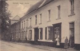Zichem -markt - Scherpenheuvel-Zichem