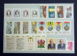 South Africa RSA 1984 Collectors Year Pack Mint Never Hinged. - Afrique Du Sud (1961-...)