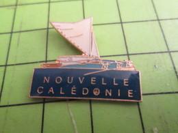 """410F Pin's Pins / Beau Et Rare / THEME AUTRES : Elle A Dit """"NON"""" LA NOUVELLE -CALEDONIE - Pin's"""