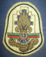 Patch 13° D.B.L.E Legion - Ecussons Tissu