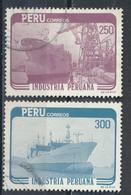 °°° PERU - Y&T N°769/70 - 1984 °°° - Peru