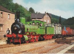 1954599Dampf-Cüterzuglokomotiven G 3 ,,Saarbrücken 3143'' (Karte 21-15) - Trains
