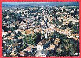 CPM-90- BEAUCOURT - VUE GÉNÉRALE AÉRIENNE_479-72 * SUP** 2 SCANS - Beaucourt