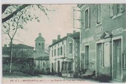 1 CPA DE  BOUGLON     BON ETAT + PORT - France