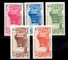 Mauritanie Maury N° 104/108 Neufs ** MNH. TB. A Saisir! - Mauritania (1906-1944)