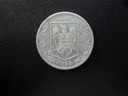 ROUMANIE : 500 LEI   1999    KM 145      SUP - Roumanie