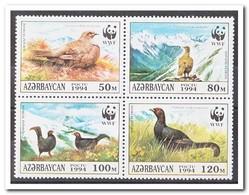 Azerbeidzjan 1994, Postfris MNH, Birds, WWF - Azerbeidzjan