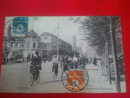 KOBENHAVN PASSAGE CYCLISTE - Danemark