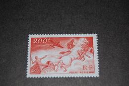 1947 - Poste Aérienne - Iris N° 19 NEUF LUXE** - Luftpost