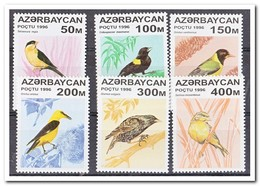 Azerbeidzjan 1996, Postfris MNH, Birds - Azerbeidzjan