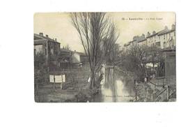 Cpa - 54 - LUNEVILLE - Le Petit Canal - Edition H. Garry N° 35 - - Luneville