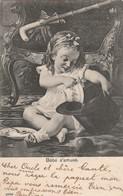 Illustrateur : Bébé S'amuse ( à Définir ) Précurseur - 1900-1949