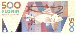 ARUBA P. 20 500 F 2003 UNC - Aruba (1986-...)