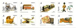 SPAIN, 2007, Booklet 29,  Antique Toys - 1931-Today: 2nd Rep - ... Juan Carlos I
