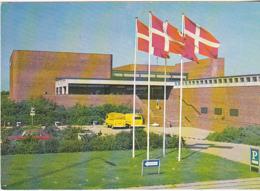 Postcard - Fisheries And Maritime Museum, Esbjerg - VG - Ansichtskarten