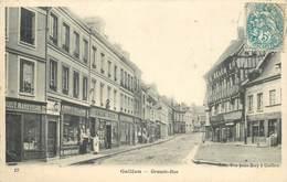 GAILLON - Grande Rue. - Francia