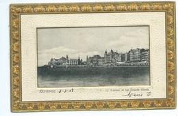 Oostende Ostende Kursaal Et Les Grands Hôtels - Oostende