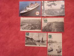 Carte Postale / Seine Maritime / Département 76 / Lot De 6 Cartes - France