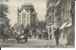 ROTTERDAM  WITTE HUIS  ATTELAGES  ECRITE 1909 - Rotterdam