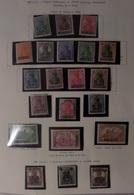 Sarre Belle Collection Neufs **/* 1920/1959. Séries Complètes Et Bonnes Valeurs. B/TB. A Saisir! - Saargebiet
