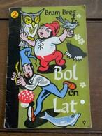 Oud Boekje  BOL EN LAT   ||  Door Bram Bros  Uitgave  TESSENDERLO - Antiguos
