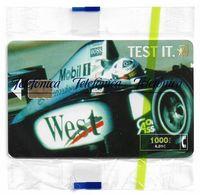 Spain - West Tobacco Formula 1 - CP-192 - 09.2000, 6.01€, 8.200ex, NSB - Spain