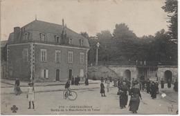 CP ( Chateauroux - Sortie De La Manufacture De Tabac ) - Chateauroux