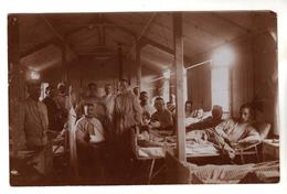 710,  FOTO-AK, WK I, Lazarett - Guerre 1914-18