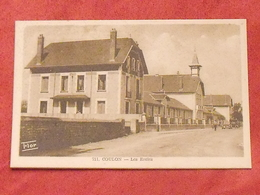 Carte Postale / Deux Sevres / Département 79 / Coulon , Les écoles - France