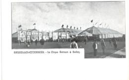 ETTERBEEK-le Cirque Barnum & Bailey. - Etterbeek