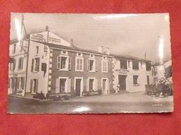 Carte Postale / Photo / Deux Sevres / Département 79 / Coulon , Hotel Central Restaurant , Excursions En Bateaux - France